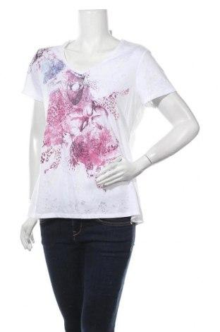 Γυναικεία μπλούζα Millers, Μέγεθος XL, Χρώμα Λευκό, Πολυεστέρας, βαμβάκι, Τιμή 18,19€