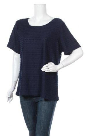 Γυναικεία μπλούζα Millers, Μέγεθος XL, Χρώμα Μπλέ, 65% πολυεστέρας, 35% βαμβάκι, Τιμή 10,49€