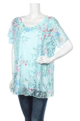 Γυναικεία μπλούζα Millers, Μέγεθος 3XL, Χρώμα Μπλέ, 90% πολυεστέρας, 10% ελαστάνη, Τιμή 22,83€