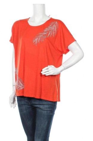 Γυναικεία μπλούζα Millers, Μέγεθος XXL, Χρώμα Κόκκινο, 65% πολυεστέρας, 35% βισκόζη, Τιμή 9,25€