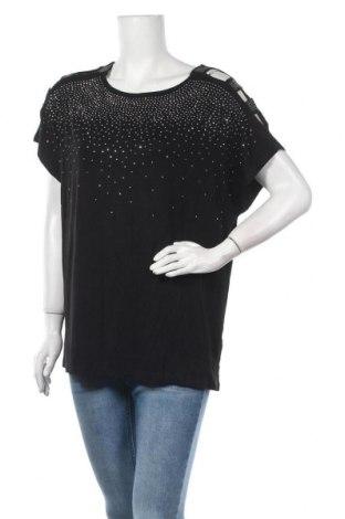 Γυναικεία μπλούζα Millers, Μέγεθος XL, Χρώμα Μαύρο, 95% βισκόζη, 5% ελαστάνη, Τιμή 11,04€
