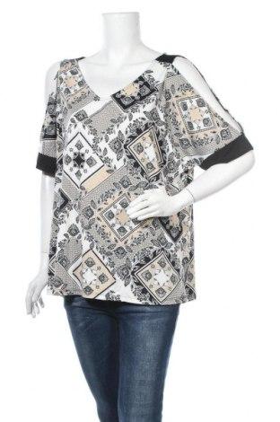 Γυναικεία μπλούζα Millers, Μέγεθος XL, Χρώμα Πολύχρωμο, 95% πολυεστέρας, 5% ελαστάνη, Τιμή 9,87€