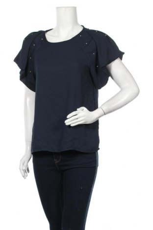 Γυναικεία μπλούζα Mint & Berry, Μέγεθος M, Χρώμα Μπλέ, Πολυεστέρας, Τιμή 11,69€