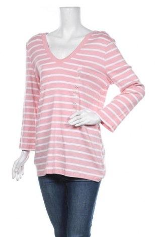 Γυναικεία μπλούζα Mix, Μέγεθος XL, Χρώμα Ρόζ , Βαμβάκι, Τιμή 11,04€