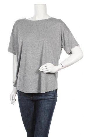 Γυναικεία μπλούζα Mix, Μέγεθος XL, Χρώμα Γκρί, Πολυεστέρας, βισκόζη, Τιμή 9,25€