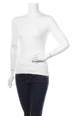 Γυναικεία μπλούζα Modstrom, Μέγεθος S, Χρώμα Λευκό, 97% βισκόζη, 3% ελαστάνη, Τιμή 15,88€