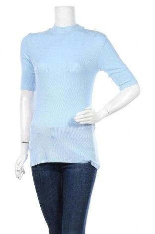 Γυναικεία μπλούζα Modstrom, Μέγεθος S, Χρώμα Μπλέ, 97% βισκόζη, 3% ελαστάνη, Τιμή 13,61€