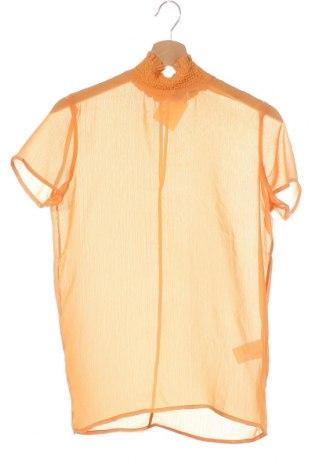 Γυναικεία μπλούζα Modstrom, Μέγεθος XS, Χρώμα Πορτοκαλί, Πολυεστέρας, Τιμή 30,54€