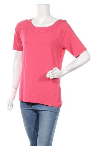 Γυναικεία μπλούζα More & More, Μέγεθος L, Χρώμα Ρόζ , 92% βισκόζη, 8% ελαστάνη, Τιμή 14,69€