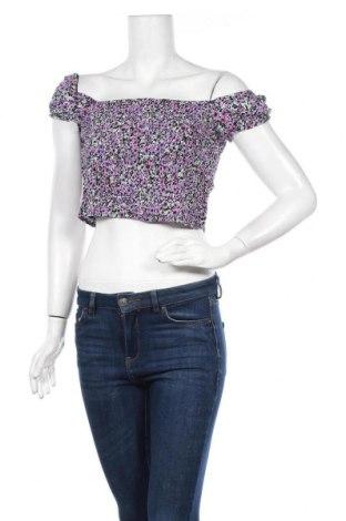 Дамска блуза Motel, Размер XL, Цвят Многоцветен, Вискоза, Цена 7,29лв.