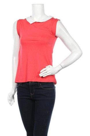 Γυναικεία μπλούζα Naf Naf, Μέγεθος XS, Χρώμα Κόκκινο, Πολυεστέρας, Τιμή 11,69€