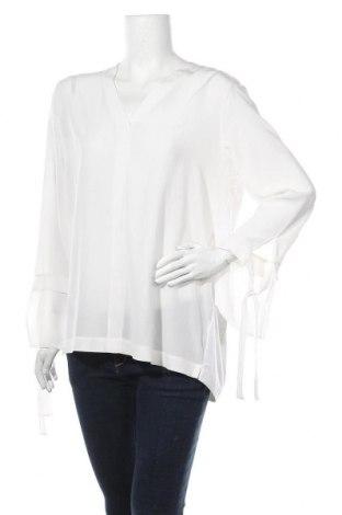 Γυναικεία μπλούζα Nice Connection, Μέγεθος L, Χρώμα Λευκό, 91% μετάξι, 9% ελαστάνη, Τιμή 23,27€