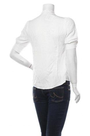 Γυναικεία μπλούζα Nife, Μέγεθος XS, Χρώμα Λευκό, Βισκόζη, Τιμή 16,24€
