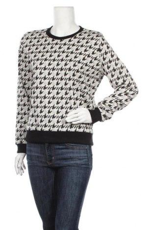 Γυναικεία μπλούζα Nife, Μέγεθος M, Χρώμα Πολύχρωμο, 46% βαμβάκι, 30% βισκόζη, 20% πολυεστέρας, 4% πολυουρεθάνης, Τιμή 9,09€