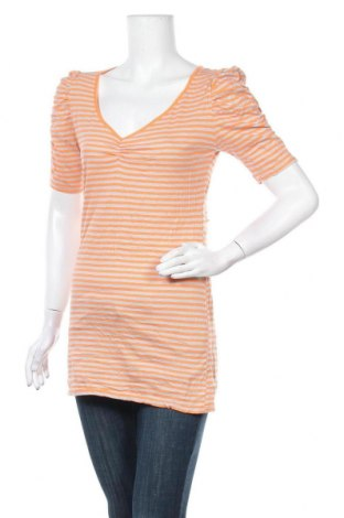 Γυναικεία μπλούζα No Boundaries, Μέγεθος M, Χρώμα Πορτοκαλί, Βαμβάκι, Τιμή 10,39€
