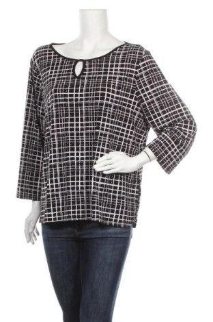 Γυναικεία μπλούζα Noni B, Μέγεθος XL, Χρώμα Μαύρο, 95% πολυεστέρας, 5% ελαστάνη, Τιμή 11,11€