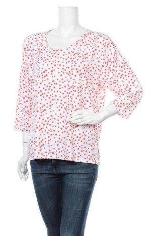Γυναικεία μπλούζα Noni B, Μέγεθος XL, Χρώμα Λευκό, Πολυεστέρας, ελαστάνη, Τιμή 10,49€