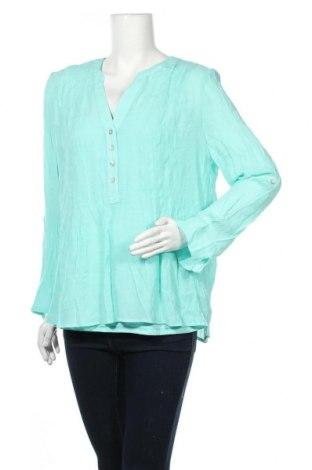 Γυναικεία μπλούζα Noni B, Μέγεθος XL, Χρώμα Πράσινο, Πολυεστέρας, Τιμή 17,28€