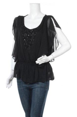 Γυναικεία μπλούζα Now, Μέγεθος XL, Χρώμα Μαύρο, Πολυεστέρας, Τιμή 11,11€