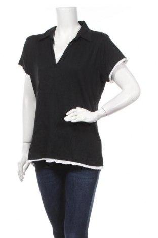 Γυναικεία μπλούζα Now, Μέγεθος XL, Χρώμα Μαύρο, Βαμβάκι, Τιμή 16,89€