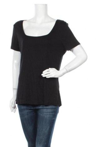 Γυναικεία μπλούζα Now, Μέγεθος XXL, Χρώμα Μαύρο, Βαμβάκι, Τιμή 9,25€