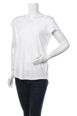 Γυναικεία μπλούζα Now, Μέγεθος XL, Χρώμα Λευκό, Πολυεστέρας, βαμβάκι, Τιμή 11,11€