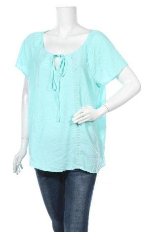 Γυναικεία μπλούζα Now, Μέγεθος XXL, Χρώμα Μπλέ, Πολυεστέρας, Τιμή 11,69€