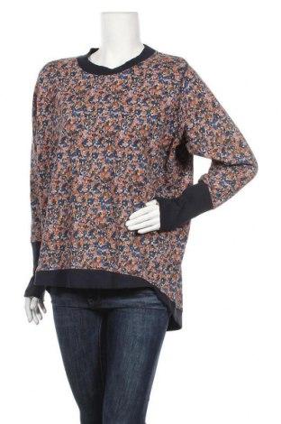Γυναικεία μπλούζα Numph, Μέγεθος L, Χρώμα Πολύχρωμο, Βαμβάκι, Τιμή 27,22€