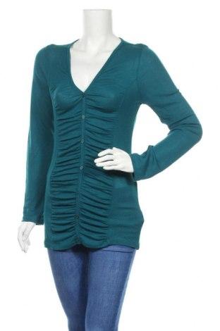 Γυναικεία μπλούζα One Love, Μέγεθος XL, Χρώμα Πράσινο, 90% βισκόζη, 10% πολυεστέρας, Τιμή 11,11€