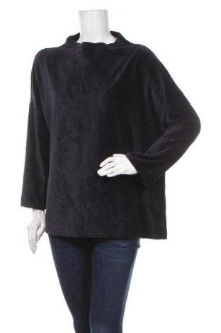 Γυναικεία μπλούζα Opus, Μέγεθος XL, Χρώμα Μπλέ, 60% βαμβάκι, 37% πολυεστέρας, 3% ελαστάνη, Τιμή 11,04€