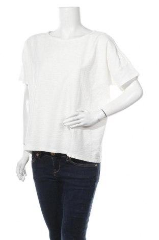 Γυναικεία μπλούζα Opus, Μέγεθος L, Χρώμα Λευκό, Βαμβάκι, Τιμή 17,78€