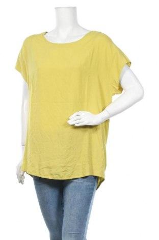 Γυναικεία μπλούζα Opus, Μέγεθος L, Χρώμα Κίτρινο, Βισκόζη, Τιμή 18,56€