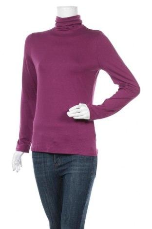 Γυναικεία μπλούζα Orsay, Μέγεθος L, Χρώμα Βιολετί, 94% βισκόζη, 6% ελαστάνη, Τιμή 10,39€