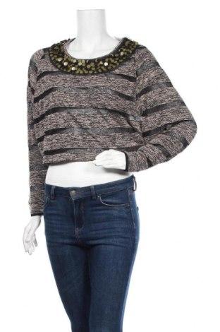 Дамска блуза Patrizia Dini, Размер XS, Цвят Бежов, 60% полиестер, 40% вискоза, Цена 16,96лв.