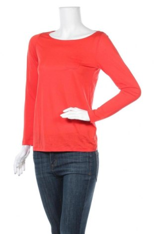 Дамска блуза Princesse Tam Tam, Размер S, Цвят Червен, 70% лиосел, 30% памук, Цена 9,45лв.
