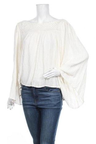 Γυναικεία μπλούζα Rip Curl, Μέγεθος M, Χρώμα Λευκό, Βισκόζη, Τιμή 12,34€