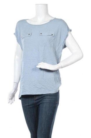 Γυναικεία μπλούζα Rivers, Μέγεθος L, Χρώμα Μπλέ, Βισκόζη, Τιμή 9,25€