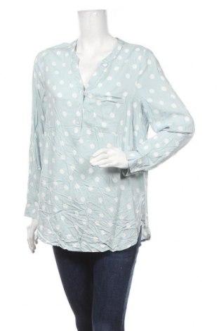 Γυναικεία μπλούζα Rivers, Μέγεθος XL, Χρώμα Μπλέ, Βισκόζη, Τιμή 10,49€