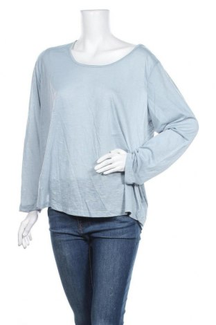 Γυναικεία μπλούζα Rivers, Μέγεθος XXL, Χρώμα Μπλέ, Πολυεστέρας, Τιμή 8,18€