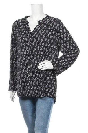 Γυναικεία μπλούζα Rivers, Μέγεθος XXL, Χρώμα Μαύρο, 50% πολυεστέρας, 50% βισκόζη, Τιμή 11,04€