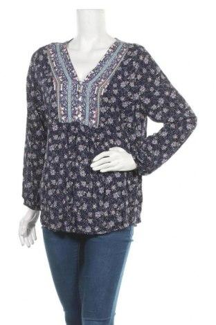 Γυναικεία μπλούζα Rivers, Μέγεθος XL, Χρώμα Πολύχρωμο, Βισκόζη, Τιμή 9,38€