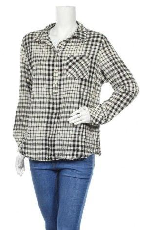 Γυναικεία μπλούζα Rivers, Μέγεθος XXL, Χρώμα Μαύρο, Βαμβάκι, Τιμή 11,04€