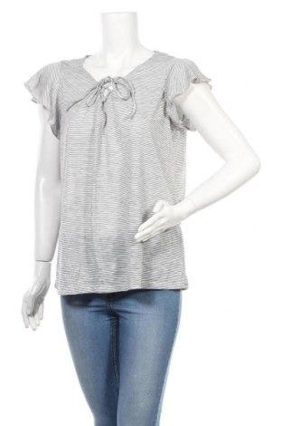 Γυναικεία μπλούζα Rivers, Μέγεθος XL, Χρώμα Μαύρο, Πολυεστέρας, Τιμή 9,87€