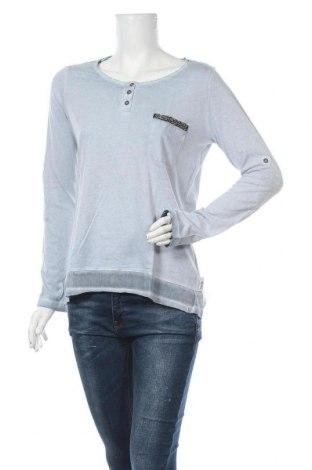 Γυναικεία μπλούζα Roadsign, Μέγεθος L, Χρώμα Μπλέ, Βαμβάκι, Τιμή 10,49€