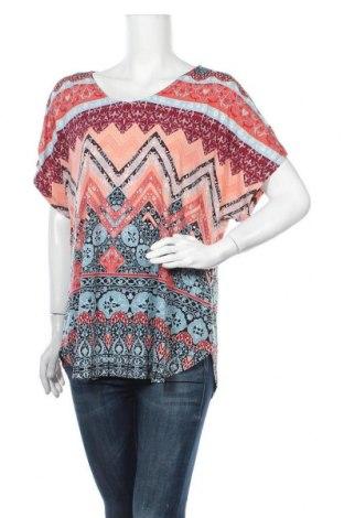 Γυναικεία μπλούζα Rockmans, Μέγεθος XL, Χρώμα Πολύχρωμο, 95% πολυεστέρας, 5% ελαστάνη, Τιμή 12,34€