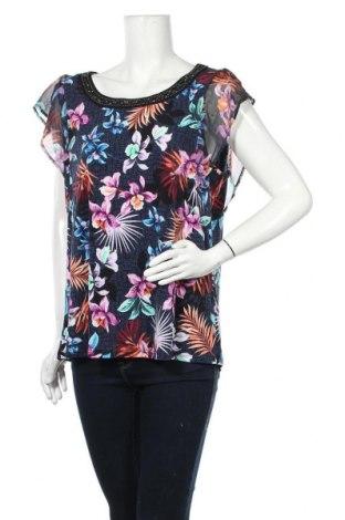 Γυναικεία μπλούζα Rockmans, Μέγεθος XL, Χρώμα Πολύχρωμο, 95% πολυεστέρας, 5% ελαστάνη, Τιμή 27,15€