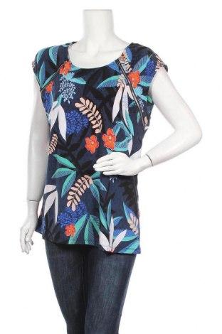 Γυναικεία μπλούζα Rockmans, Μέγεθος XL, Χρώμα Πολύχρωμο, Πολυεστέρας, ελαστάνη, Τιμή 9,74€
