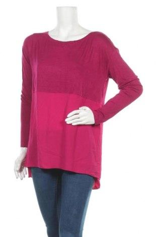 Дамска блуза Rw & Co., Размер L, Цвят Лилав, 95% вискоза, 5% еластан, Цена 18,90лв.