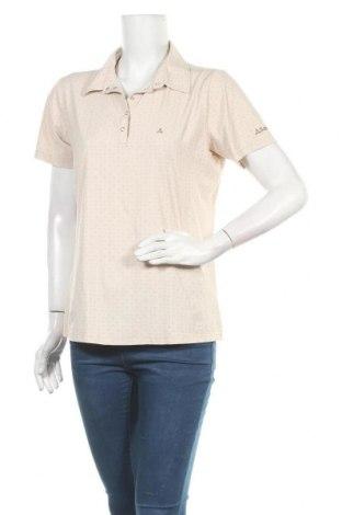 Γυναικεία μπλούζα Schoffel, Μέγεθος XL, Χρώμα  Μπέζ, 90% πολυαμίδη, 10% ελαστάνη, Τιμή 6,14€