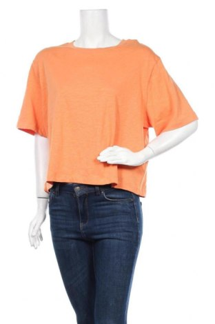 Γυναικεία μπλούζα Seed, Μέγεθος XL, Χρώμα Πορτοκαλί, Βαμβάκι, Τιμή 6,62€